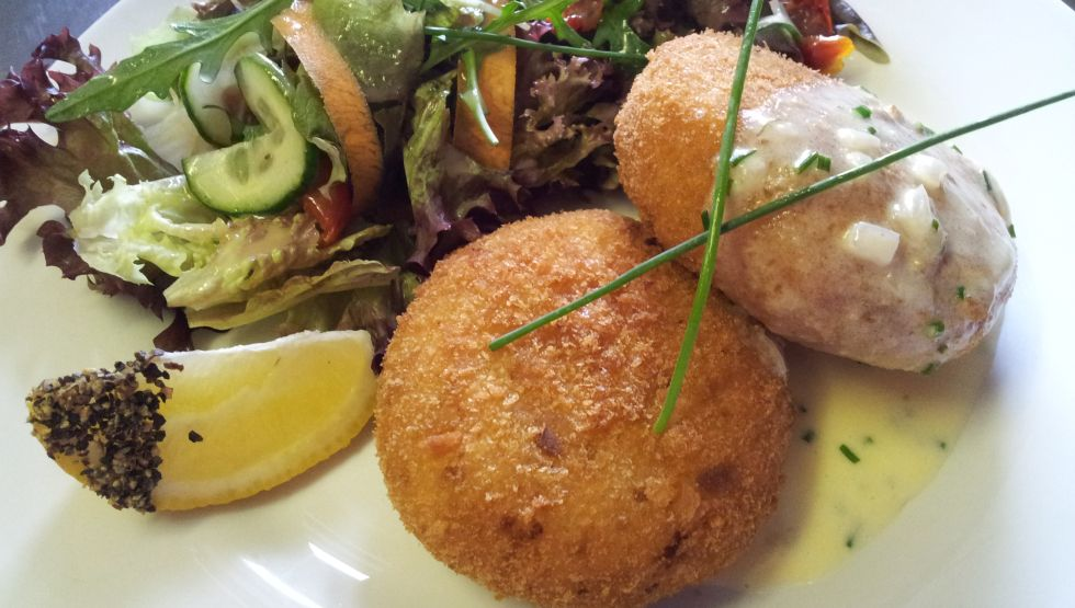 Stonecutters Kitchen - Fish cakes