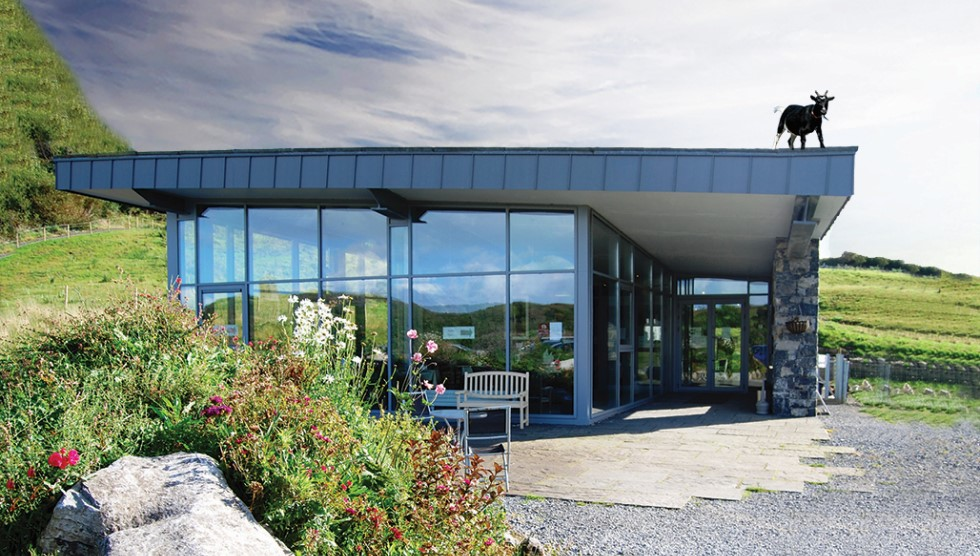Doolin Cave - Visitor Centre
