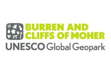 Burren & Cliffs of Moher Geopark logo