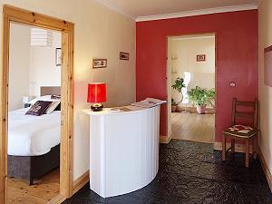Half door Bed & Breakfast Accommodation