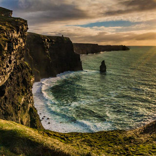 Cliffs of Moher near Doolin