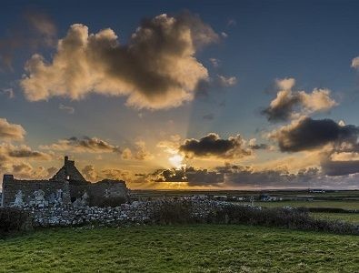 Killilagh Church, Doolin