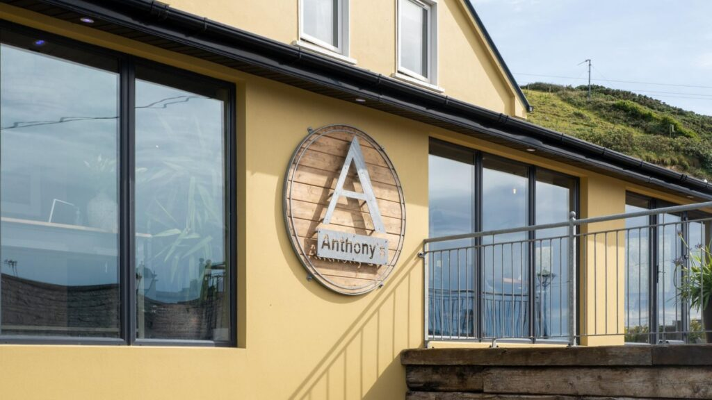 anthony's restaurant in doolin inn