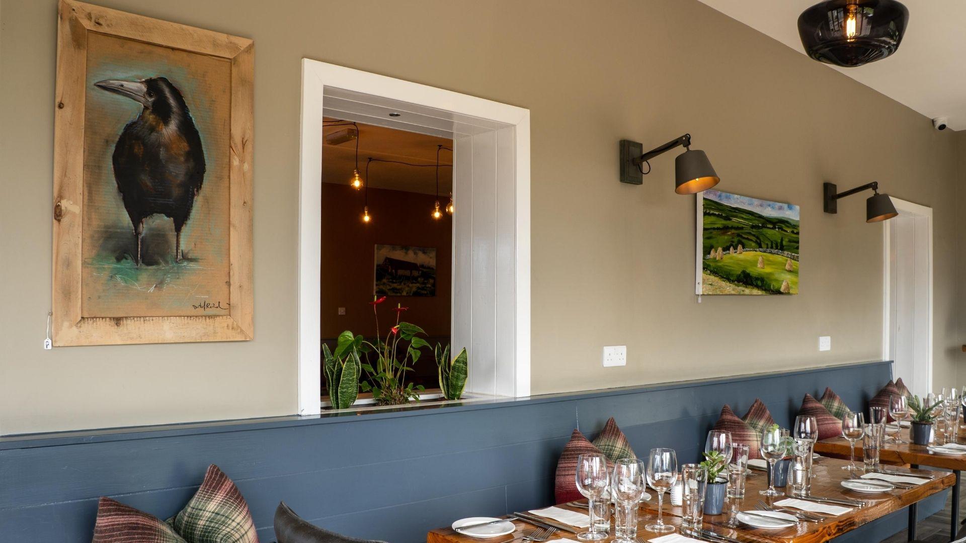 anthony's restaurant in doolin inn