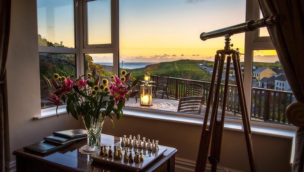 Boutique Guest Accommodation in Doolin Doolin Ocean views in Doolin