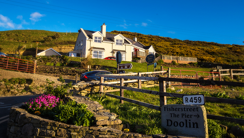 Doolin bed and breakfast