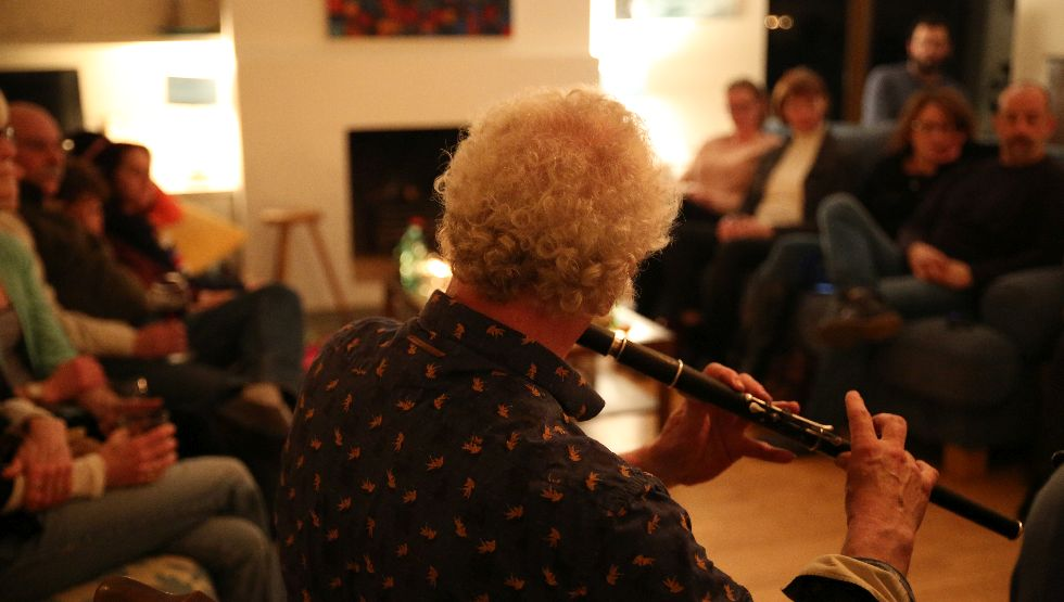 Christy Barry at Doolin Music House