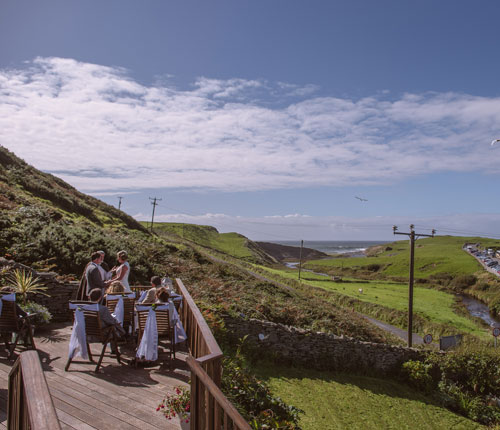 Doolin Wedding