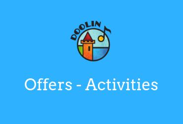 doolin special offers - activities