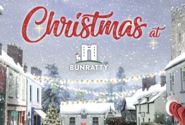 christmas at bunratty castle