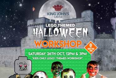 Halloween Workshop King John's Castle