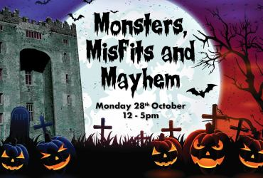 Halloween at Bunratty Castle