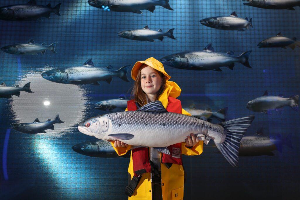 taste the atlantic salmon experience