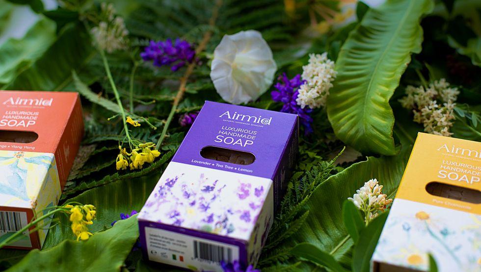 Airmid Luxurious Handmade Soaps