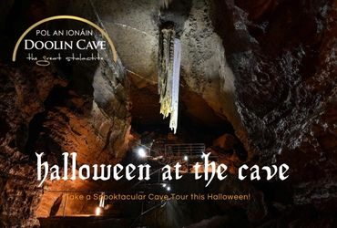 halloween at the cave